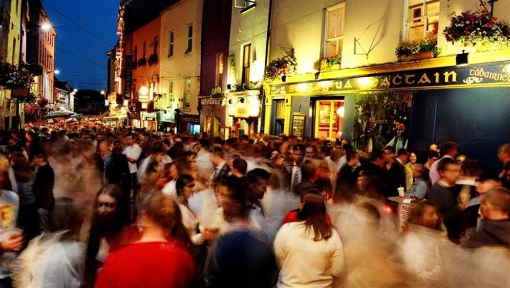 Galway in Westirland: Hauptrolle im Jack-Taylor-Krimi