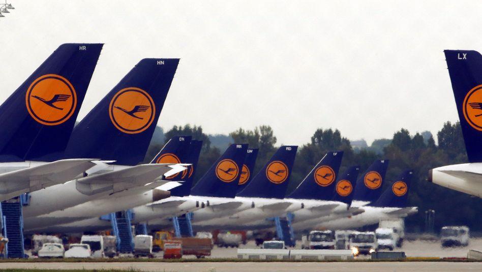 Neuer Arbeitskampf: Lufthansa-Piloten streiken Montag und Dienstag