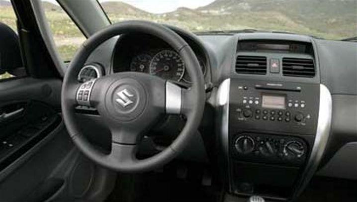 Suzuki SX4: Serviervorschlag Offroad