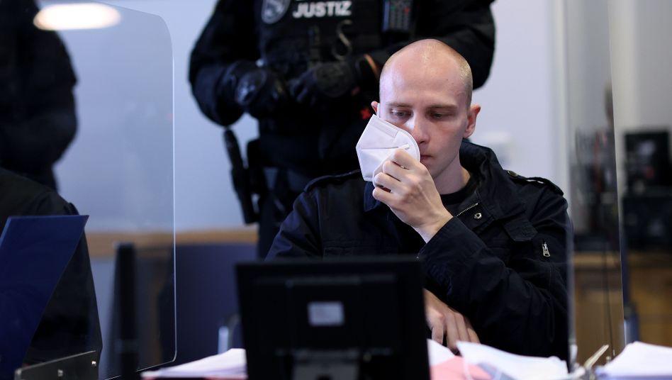 Der Prozess gegen Stephan Balliet läuft seit Juli