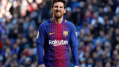 Messi Steuernachzahlung
