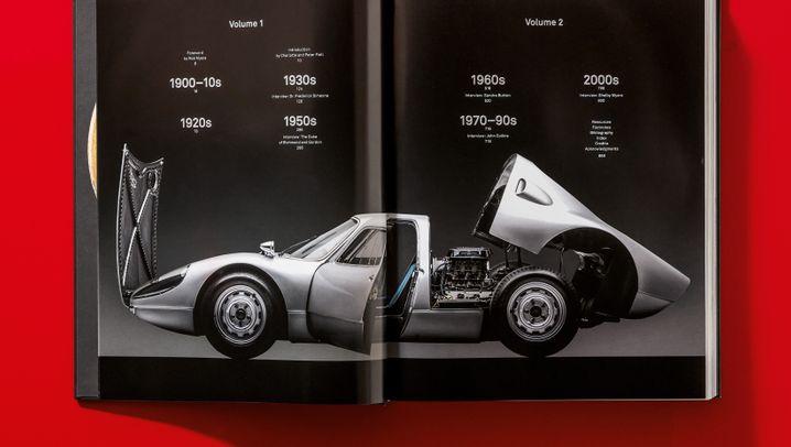 »Ultimate Collector Cars«: Autos auf dem Podest