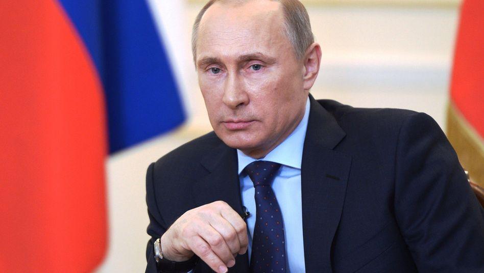 Russischer Präsident Putin: Steht ein militärischer Angriff bevor?