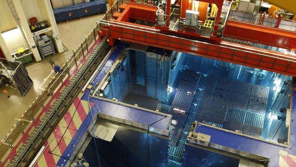 Reaktor in Gundremmingen (Archivbild)