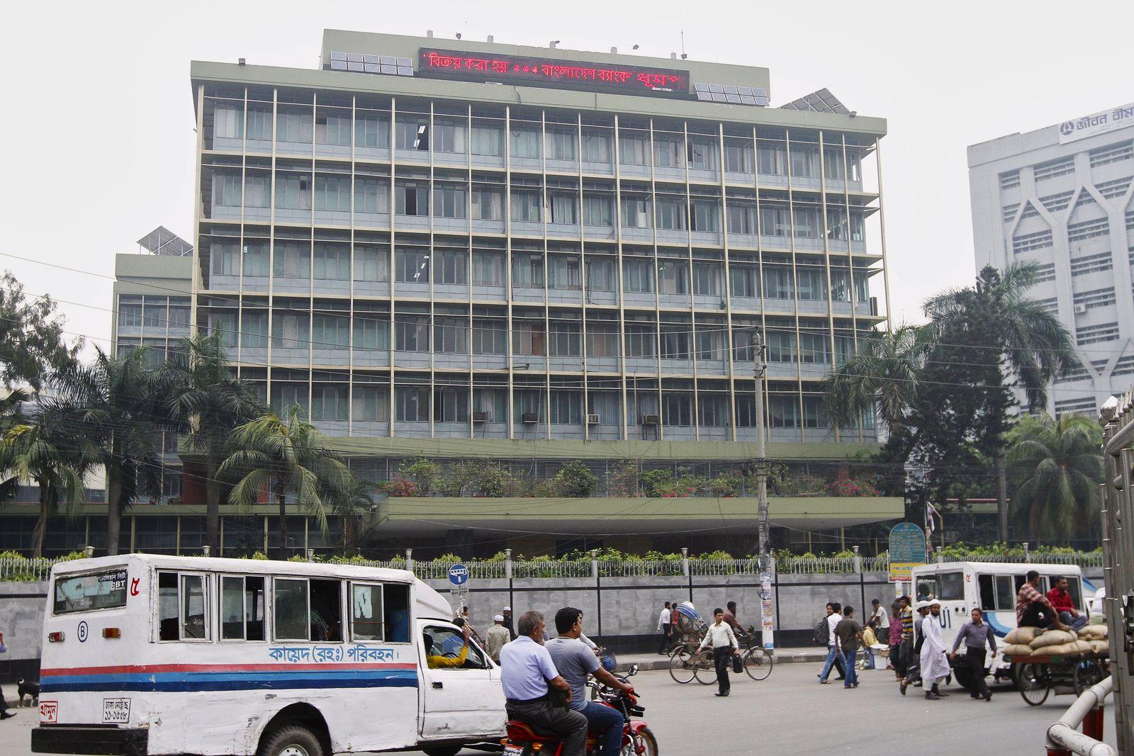 BANGLADESCH Zentralbank