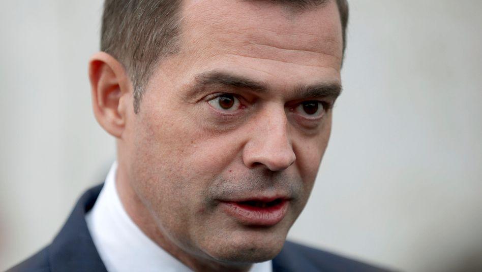 """Noch-CDU-Fraktionschef Mike Mohring: """"Es ist sofort heftig geworden"""""""