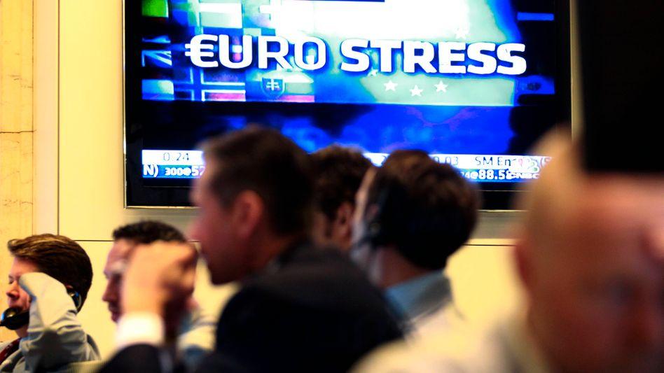 US-Händler verfolgen die europäischen Banken-Stresstests: Viel zu lasche Kriterien