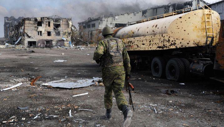 Ukraine-Krise: Hinrichtungen auf beiden Seiten