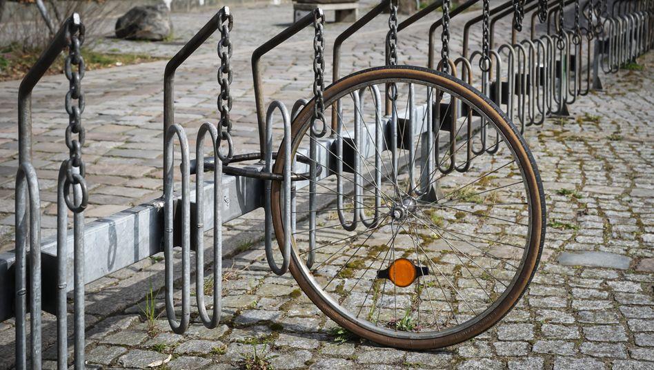 Gut investiert: Ein sicheres Fahrradschloss hilft, Diebstähle zu verhindern – meistens