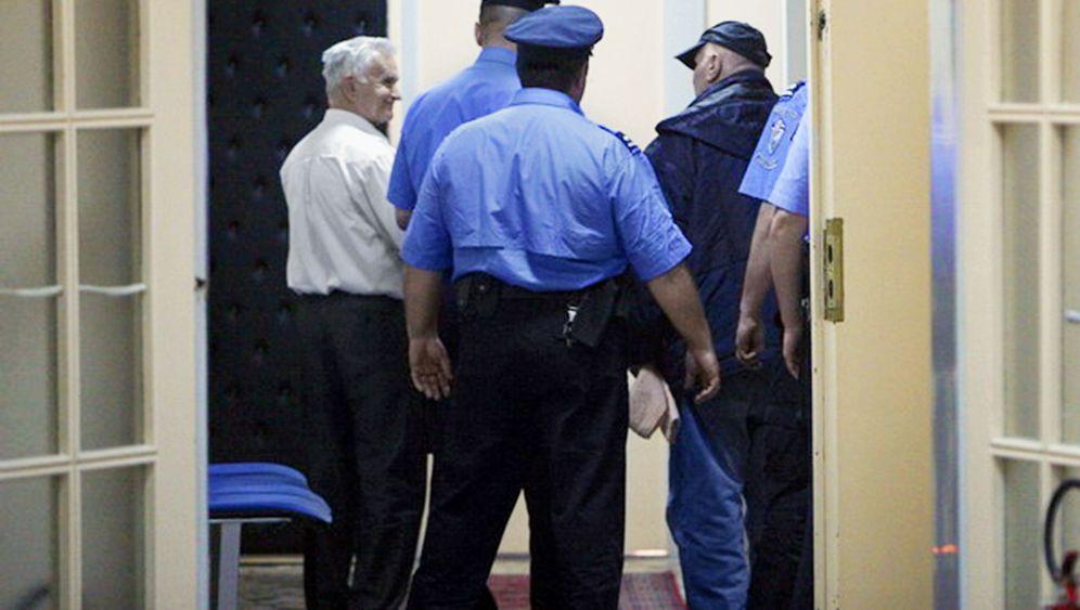 Photo Gallery: The Arrest of Ratko Mladic