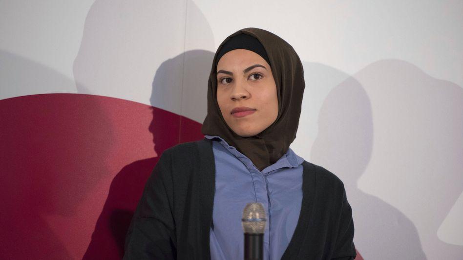 Moderatorin El-Hassan (Archivbild von 2016): »An den Al-Kuds-Demos vor sieben Jahren in Berlin teilzunehmen, war ein Fehler.«