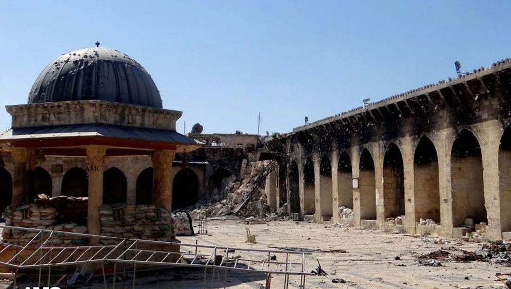 Bürgerkrieg in Syrien: Weltkulturerbe in Gefahr