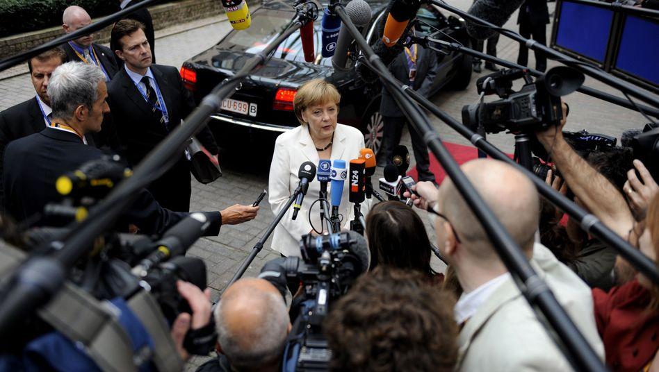 Euro-Gipfel: Die Nacht, in der Merkel verlor