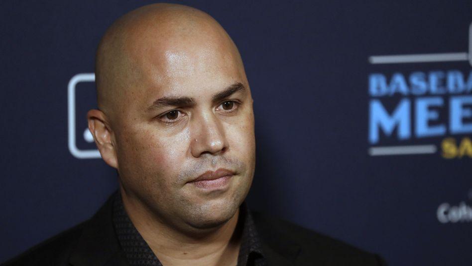 Carlos Beltrán: Der einzige mit Namen genannte Spieler im MLB-Bericht zum Spionageskandal