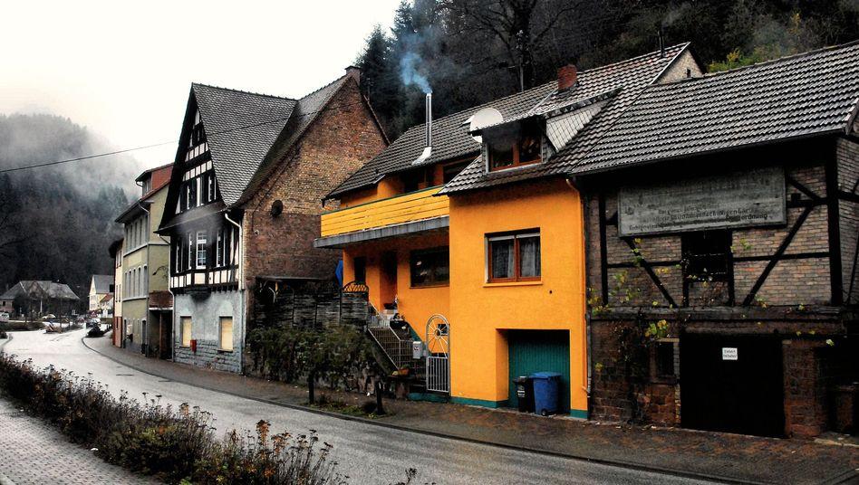 Dorf in Deutschland (Symbolbild)