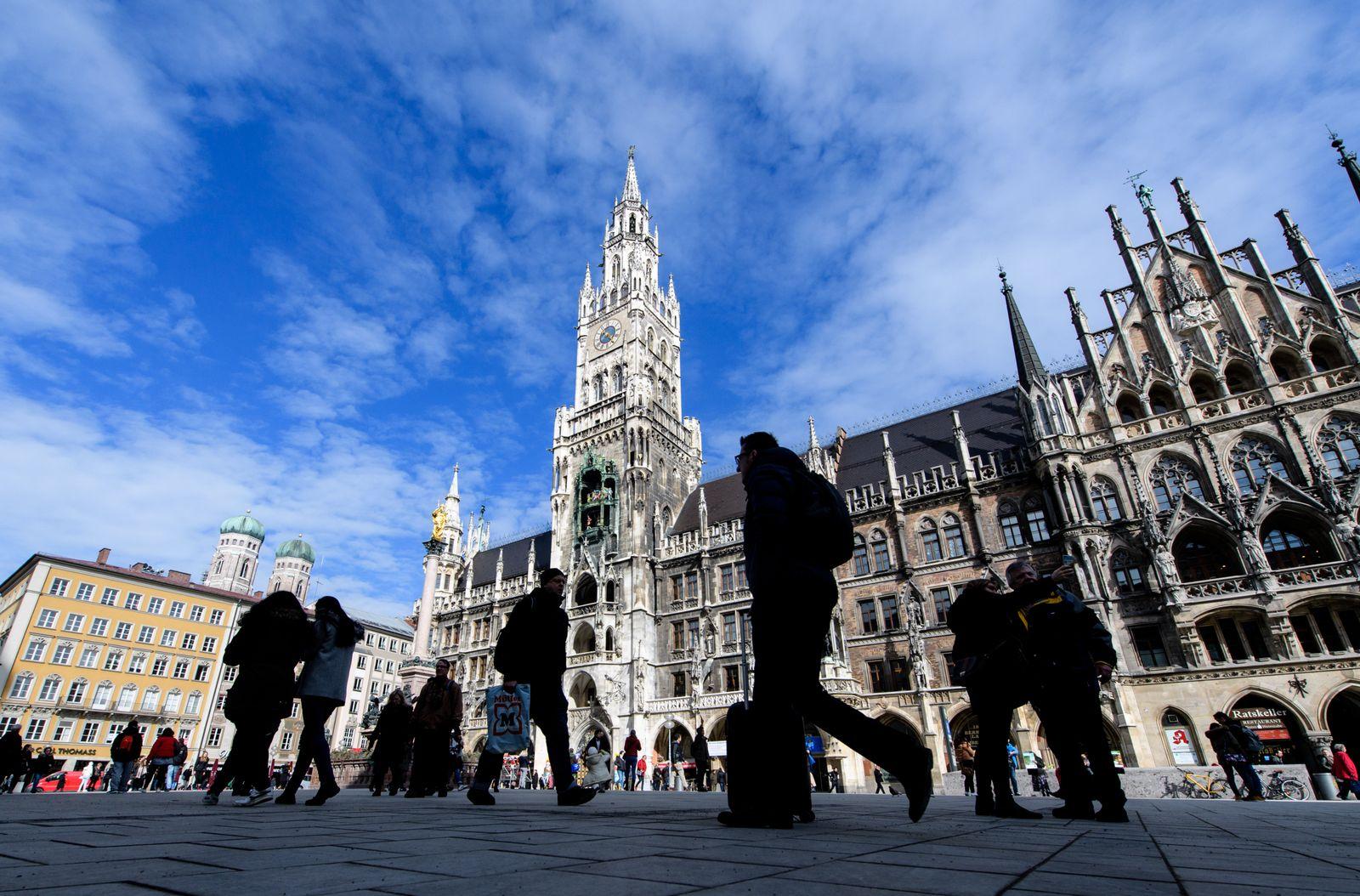 München Stadtansicht