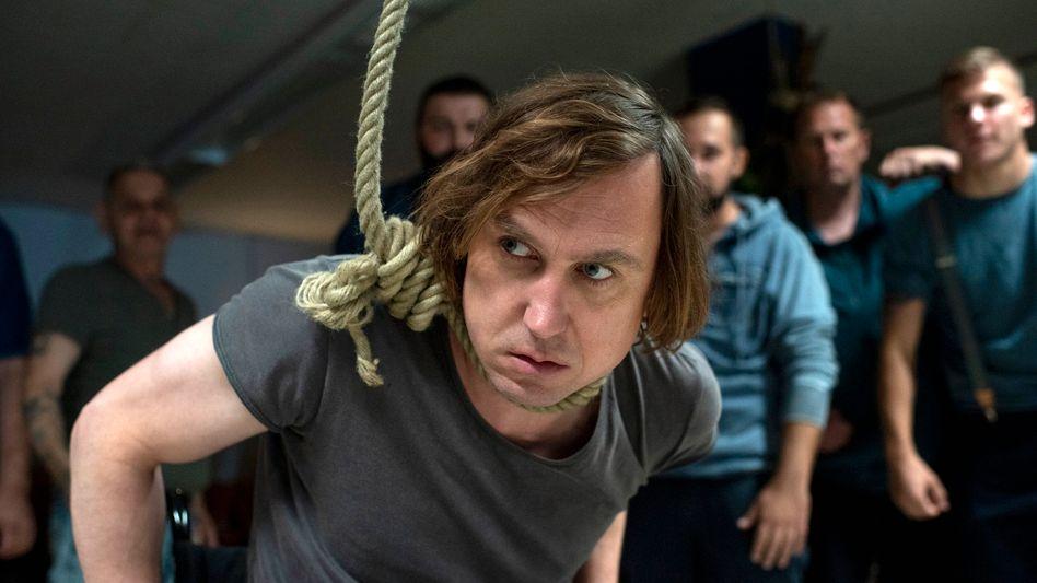 Lars Eidinger als Kai Korthals: Theater-AG für Gewaltverbrecher
