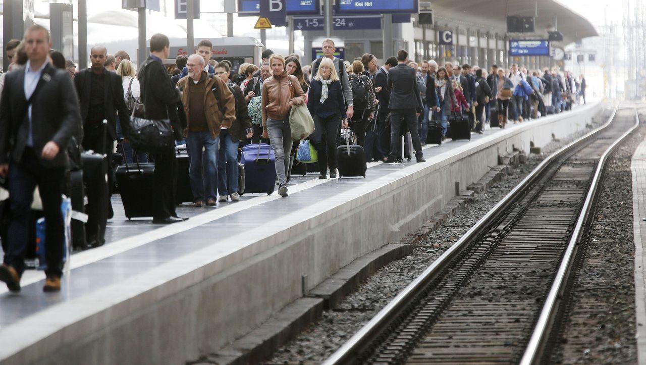 Bahnstreik München