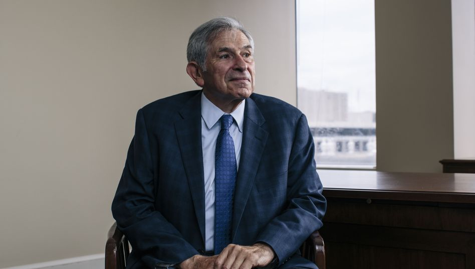 Former US Deputy Secretary of Defense Paul Wolfowitz