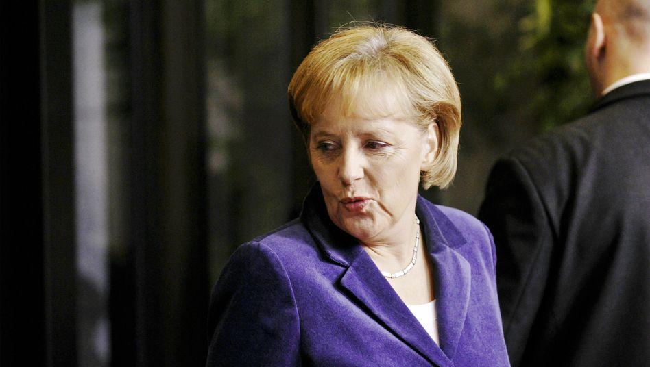 Merkel in Brüssel: Entsetzen bei Umweltschützern