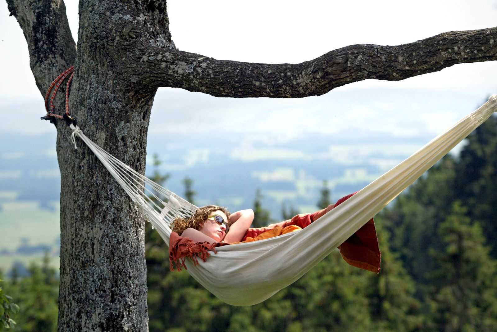Urlaub / Hängematte / Entspannung