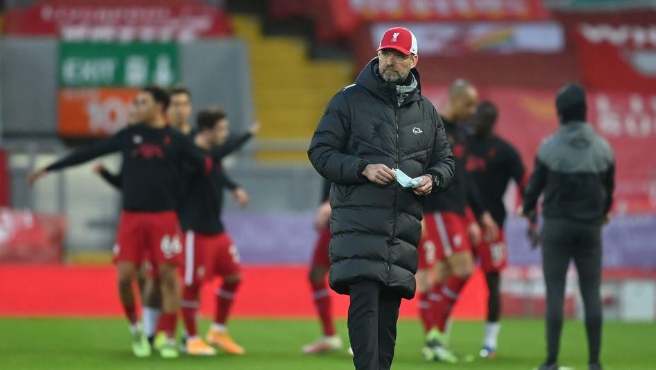 Jürgen Klopp: 200 Spiele mit Liverpool