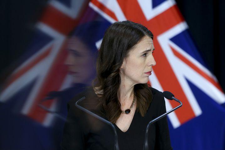 Jacinda Ardern: Premierministerin von Neuseeland