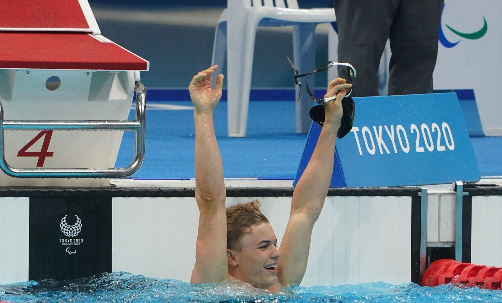 Paralympics Tokio 2020 - Schwimmen