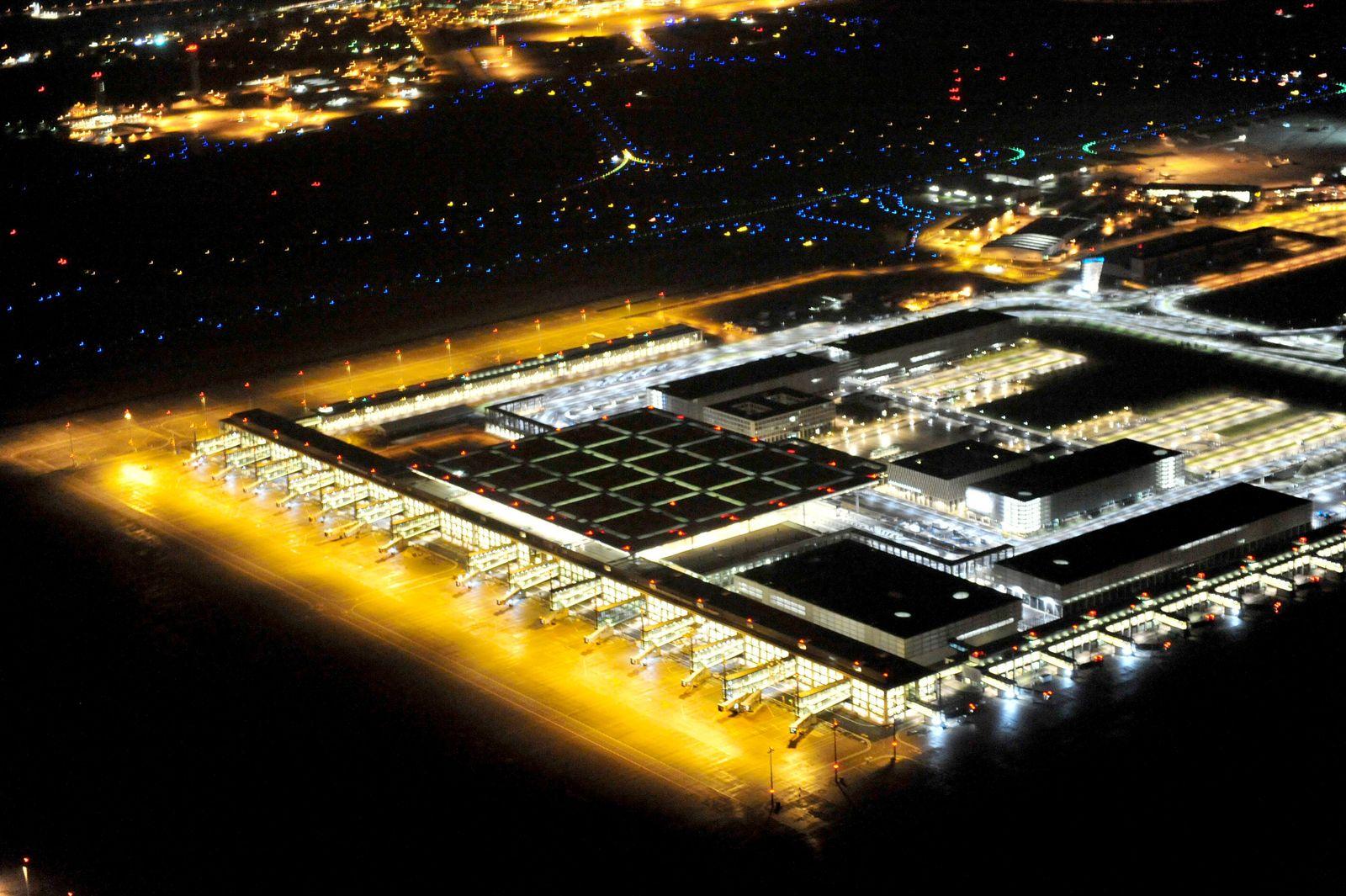 Willy-Brandt-Flughafen / Berlin / BER