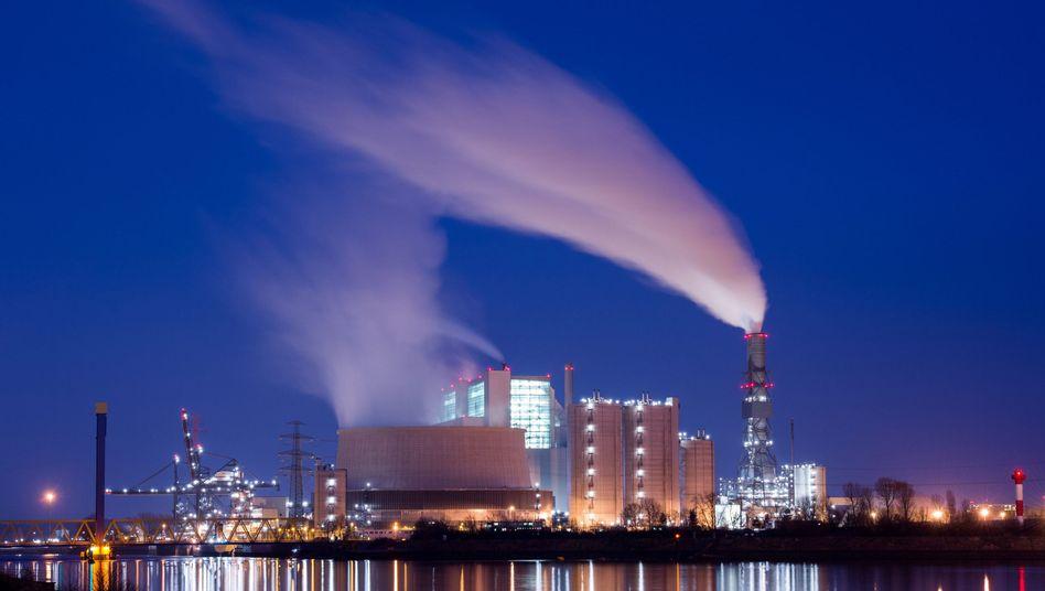 Kohlekraftwerk Moorburg: Dreckschleuder am Netz