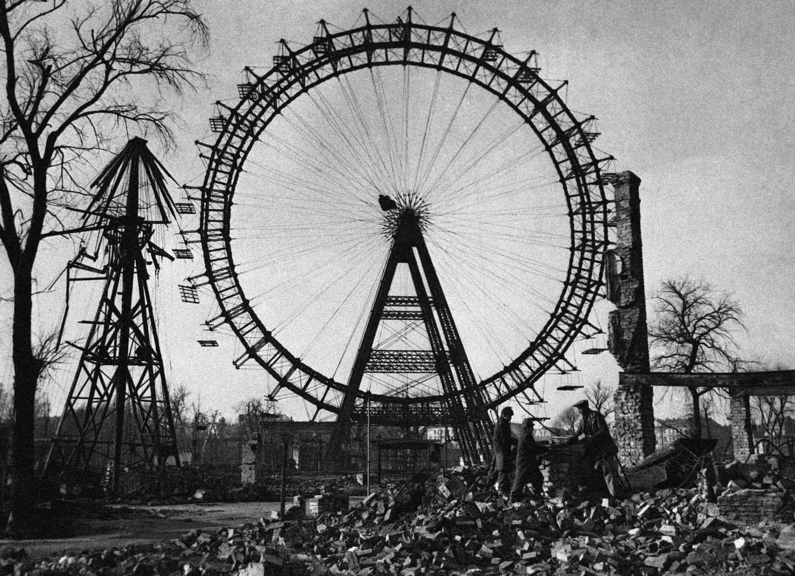 NUR FÜR EINESTAGES - Wiener Riesenrad