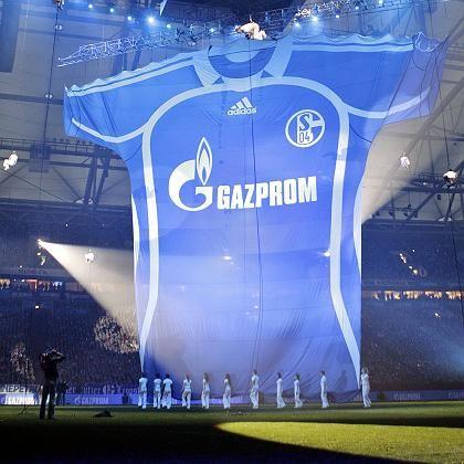 Schalke-Sponsor Gasprom: Harte Zeiten für die Verbraucher