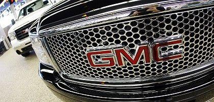 General-Motors-Logo in Denver: Strenge Auflagen für Autobauerhilfen
