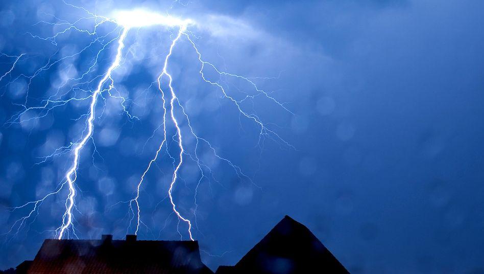 7 Mal Vom Blitz Getroffen