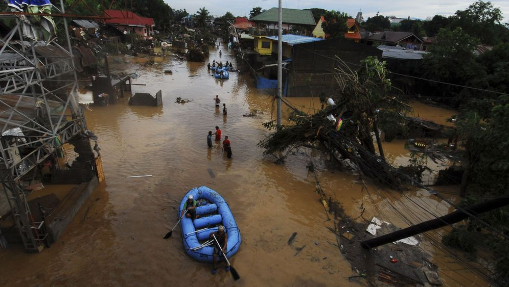 Philippinen: 140 Tote nach Regenfällen