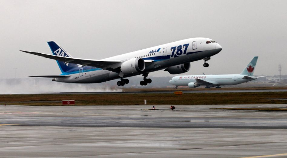 Maschine von All Nippon Airways: Sturzflug nach Pilotenfehler