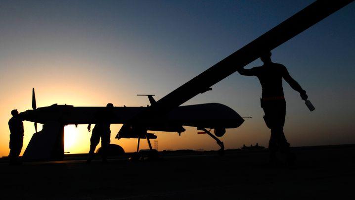 Spannung am Persischen Golf: US-Drohnen gegen Iran
