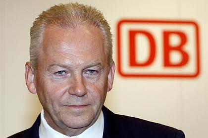 Bahn-Chef Grube: Kommunikationschef entlassen