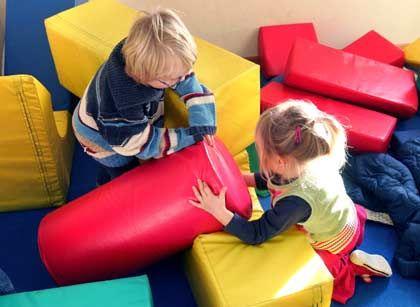 Kindergarten in Frankfurt am Main: Zu wenige betriebliche Kindergärten