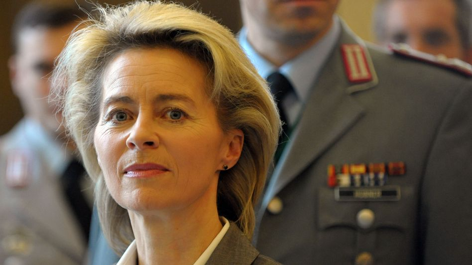 """Verteidigungsministerin von der Leyen: """"Balance zwischen Dienst und Familienleben"""""""