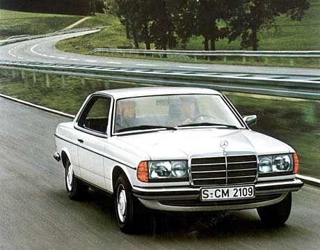 Mercedes-Benz W 123-Serie