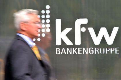 KfW-Zentrale: Vorstände müssen gehen