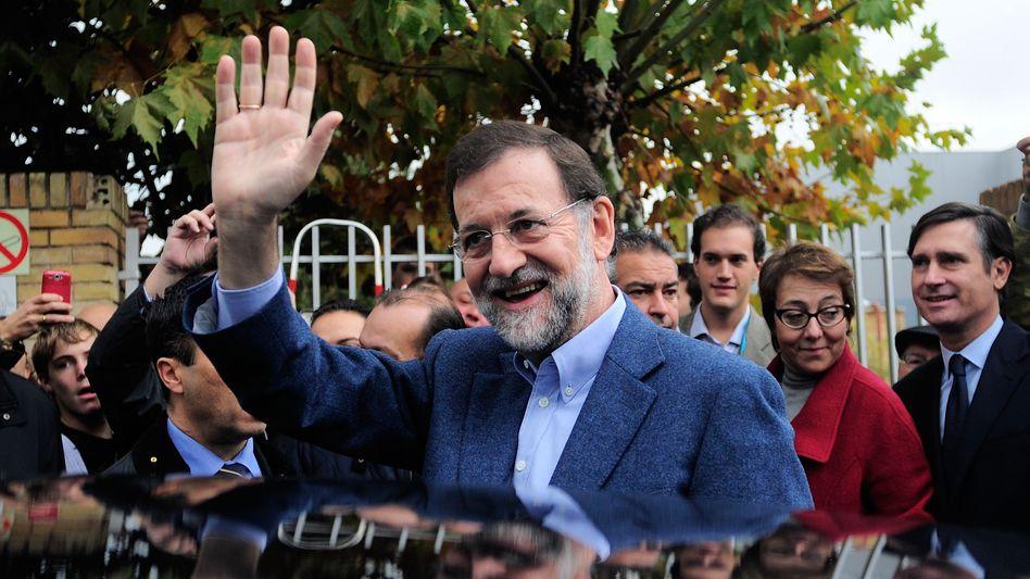 """Wahlsieger Mariano Rajoy: """"Das umsetzen, was die Spanier wollen"""""""