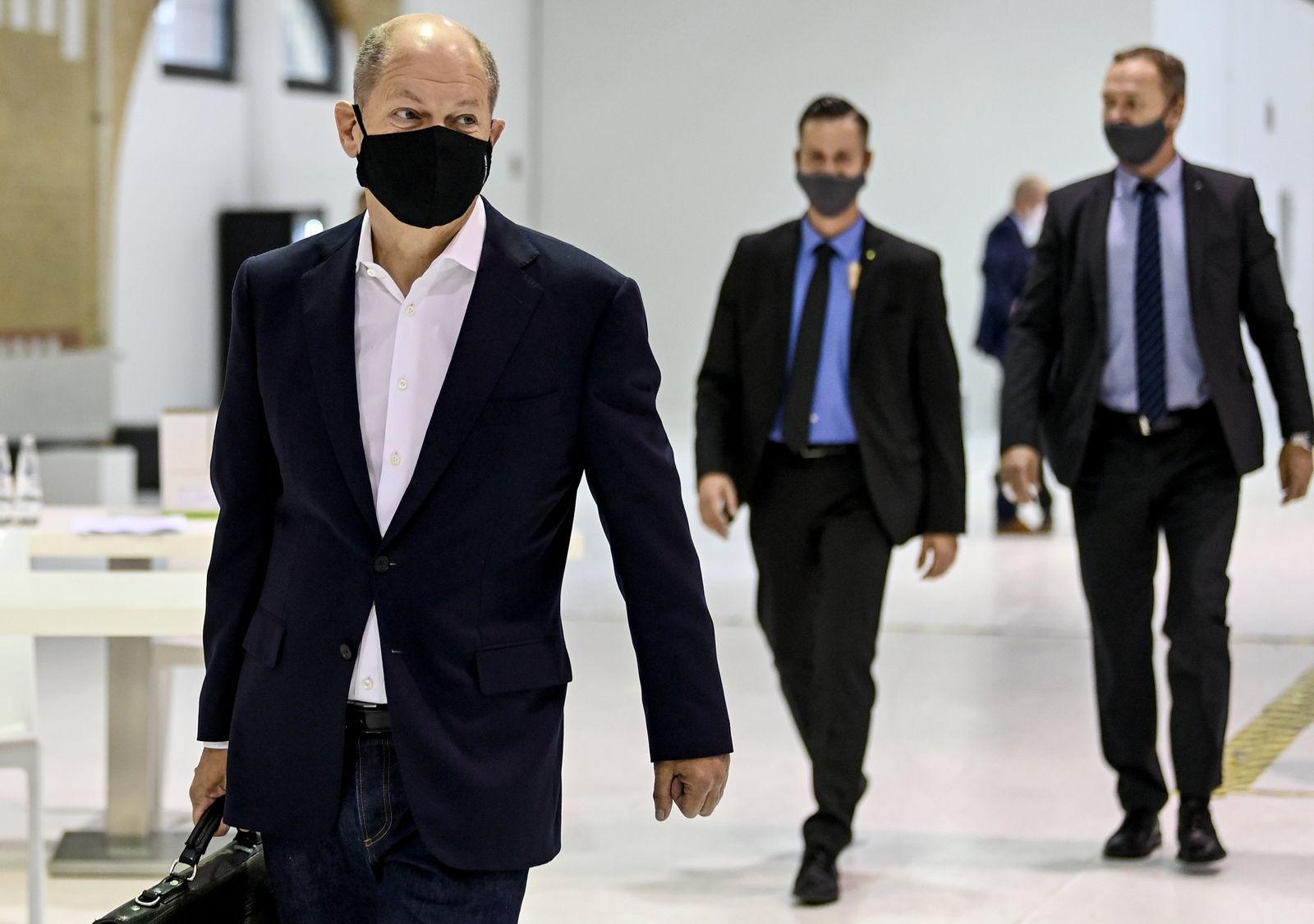 Abschluss Klausurtagung der SPD-Bundestagsfraktion