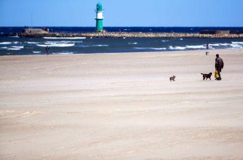 Ostseestrand bei Rostock: Urlaub diesmal nur in Deutschland?