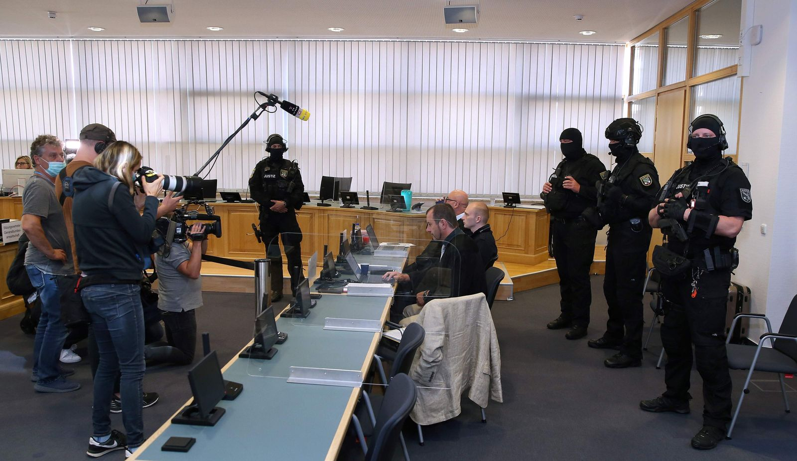 GERMANY-ATTACK-JUDAISM-TRIAL