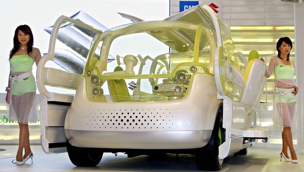 Schönes Ding: Suzuki Mobile Terrace: Das rollende Wohnzimmer