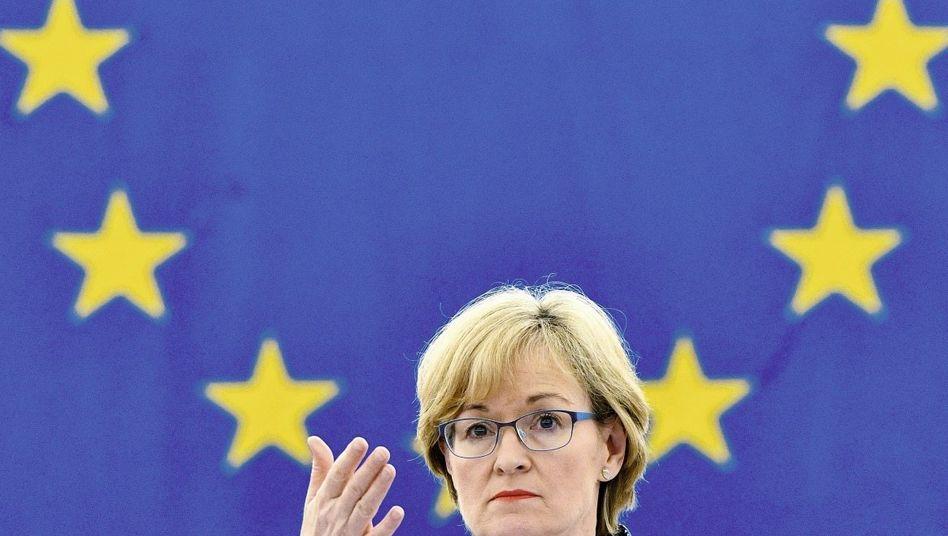 Europapolitikerin McGuinness Niemand hat etwas gegen sie