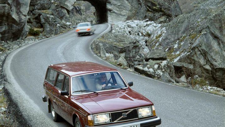 Günstige Oldtimer: Volvo 200