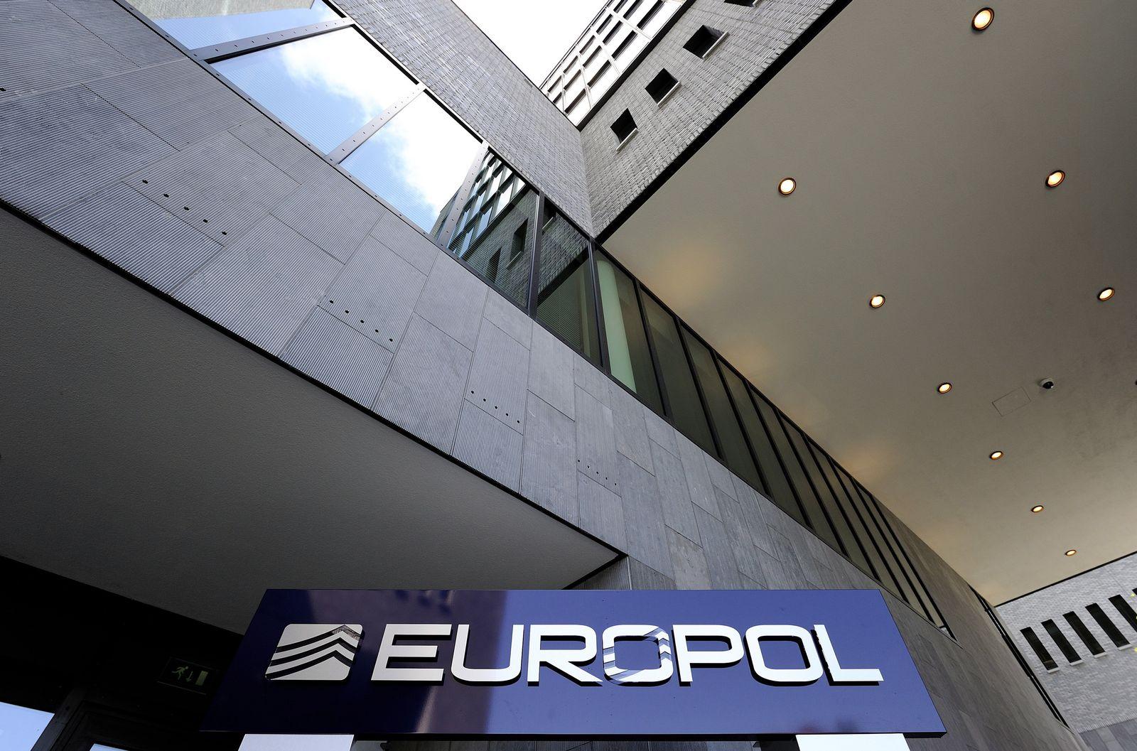 Symbolbild Europol/ Hauptsitz/ Headquarter